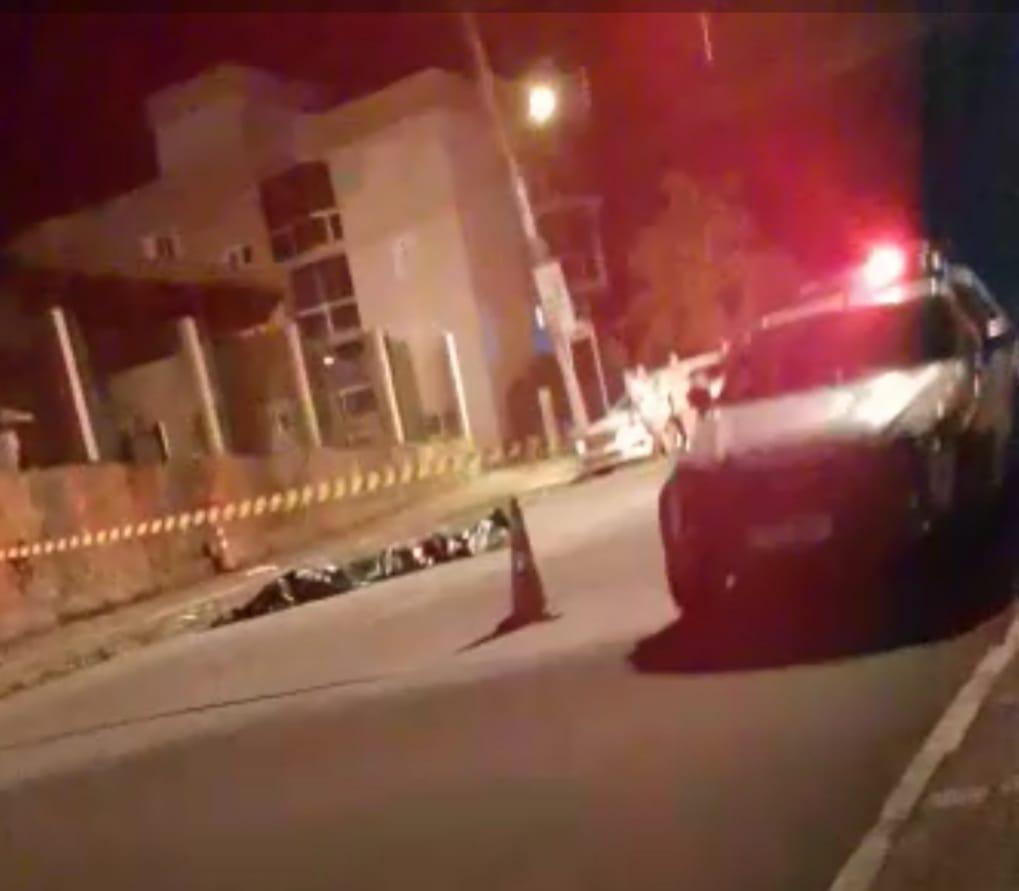 Jovem morre e outros ficam feridos no São Roque em Bento