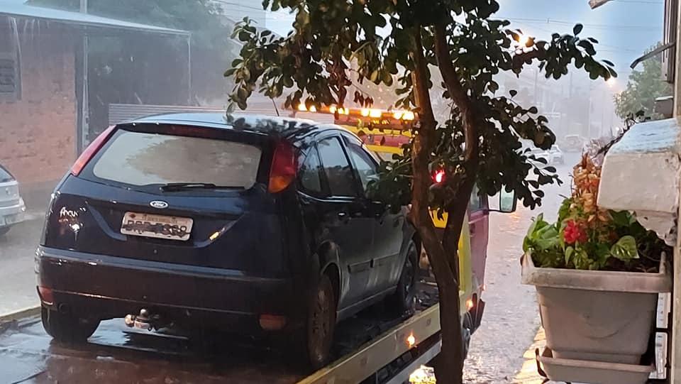 Brigada Militar prende suspeitos de roubo no interior de Bento