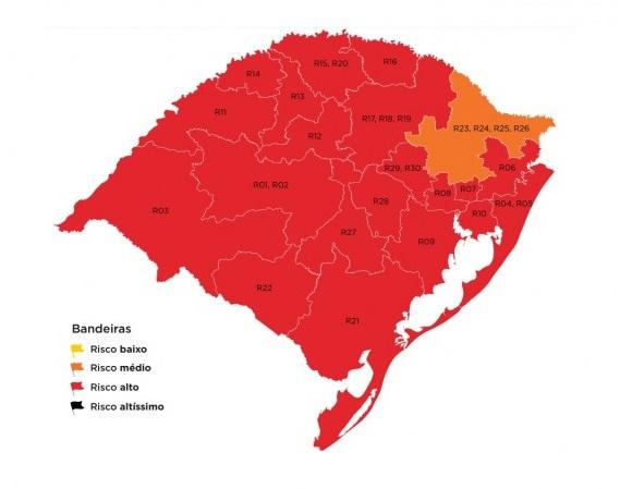Governo recebe três pedidos de reconsideração ao mapa preliminar da 37ª rodada