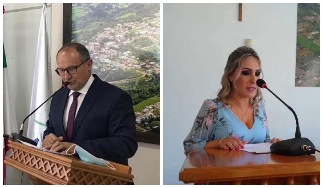 Prefeitos, vices e vereadores são empossados em Monte Belo do Sul e Santa Tereza