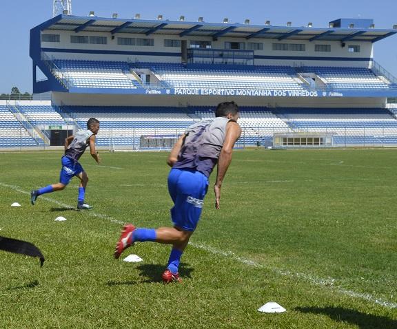 Clube Esportivo inicia pré-temporada na próxima segunda-feira com reforços