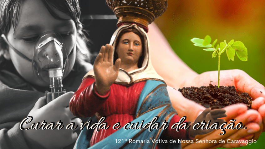 """""""Precisamos sarar a vida"""": leia artigo do padre Gilnei Fronza sobre a Romaria Votiva"""