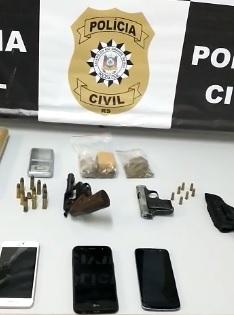 Homem é preso por tentativa de homicídio em Caxias