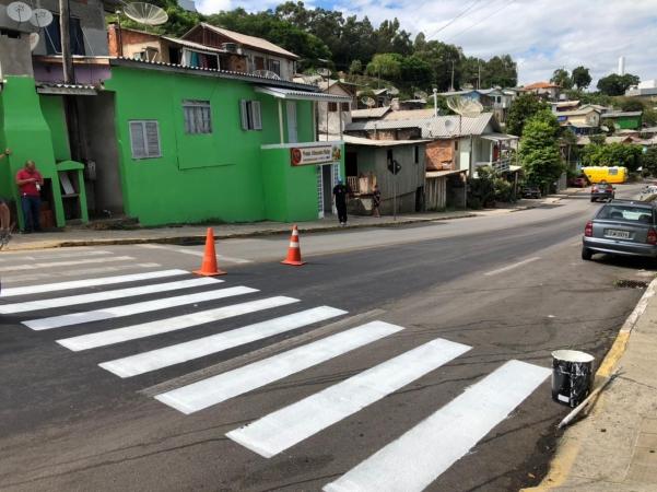"Bento: bairro Pomarosa recebe serviços do programa ""Prefeitura no Bairro"""