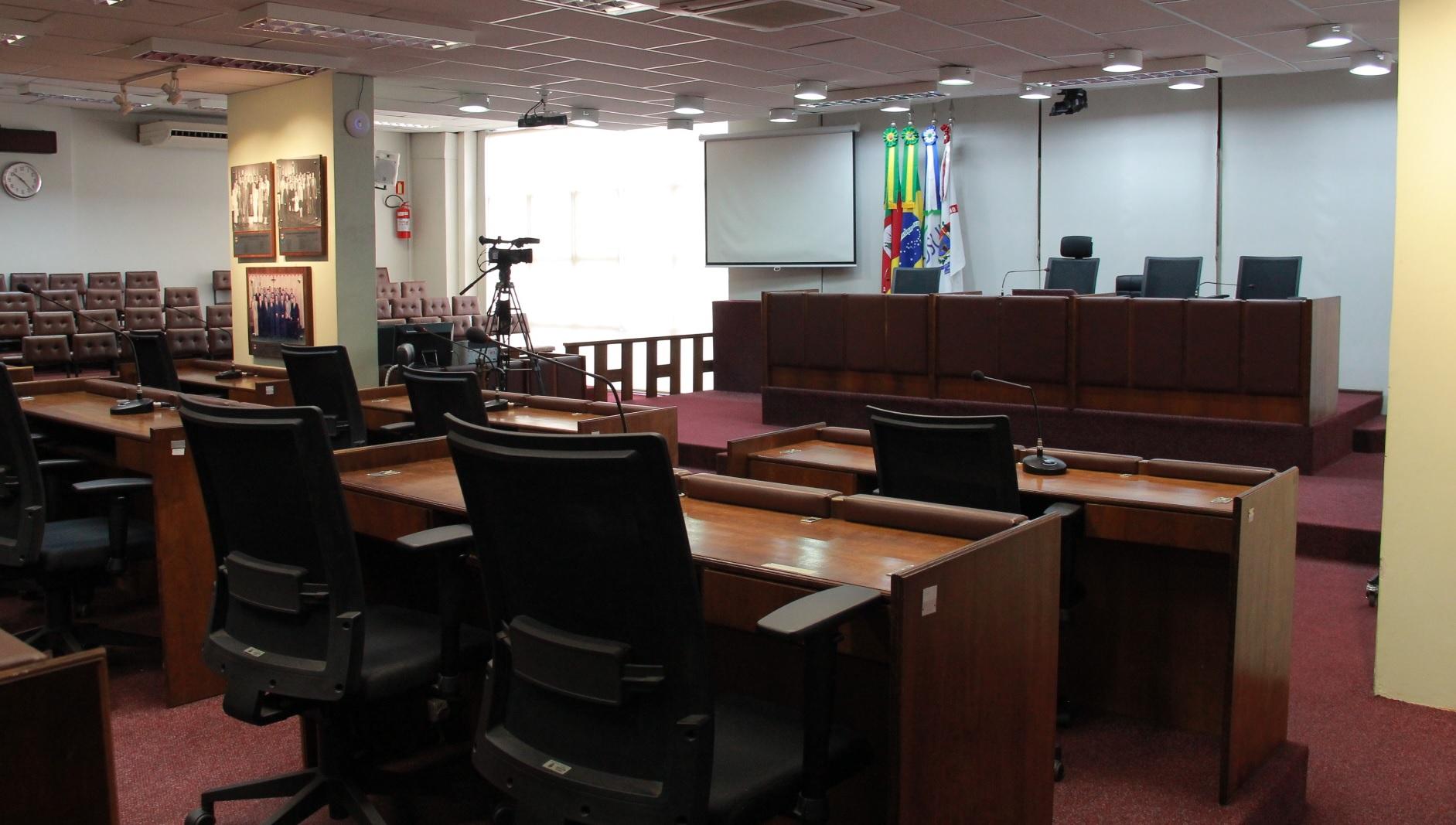 Segunda, dia 1º, ocorre sessão de instalação do ano legislativo na Câmara Bento