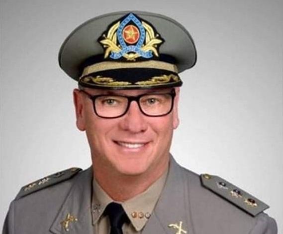 Coronel Carvalho deixa o comando do 3º BPAT e assume a Secretaria de Segurança de Bento