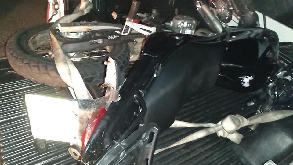 Motociclista fica ferido após acidente na RSC-453 em Caxias