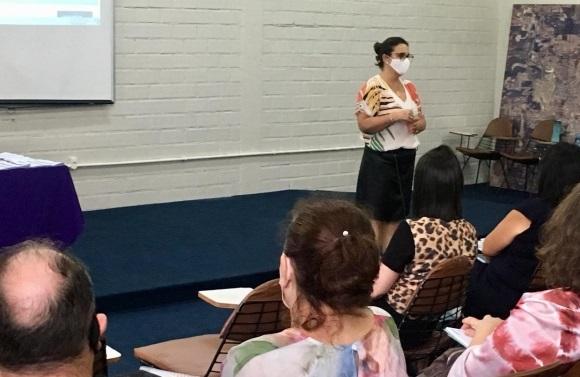 SMED realiza encontro com diretores das escolas municipais em Bento Gonçalves