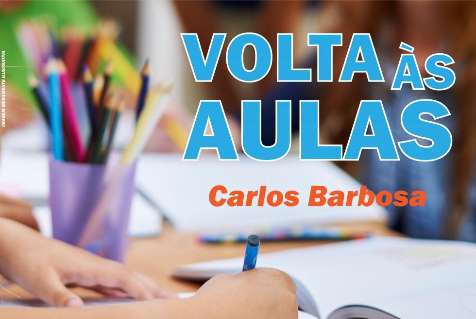 Carlos Barbosa: Ensino Fundamental municipal retorna dia 22