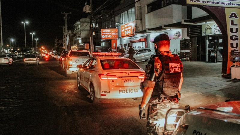 Forças de segurança fiscalizaram cerca de 220 locais por descumprimento de decreto