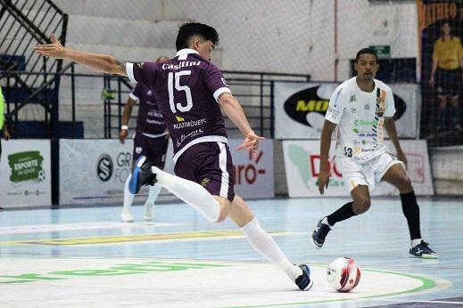 BGF conhece os adversários na Série Ouro de Futsal de 2021