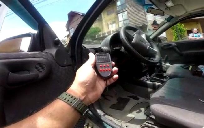 Homem é preso por dirigir embriagado e sem habilitação na ERS-235 em Gramado