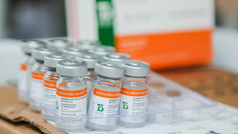 Agendamento de vacinação para idosos acima de 76 anos será nesta sexta a partir das 18h, em Garibaldi