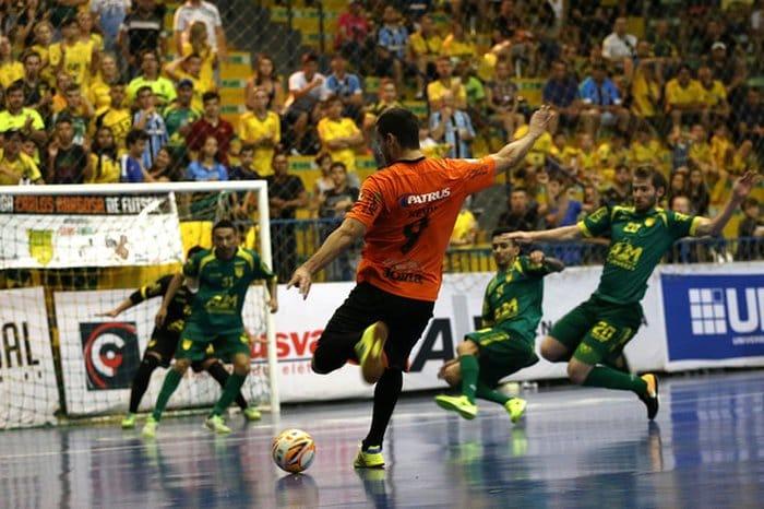 De forma unificada, Gauchão de Futsal está confirmado em 2021