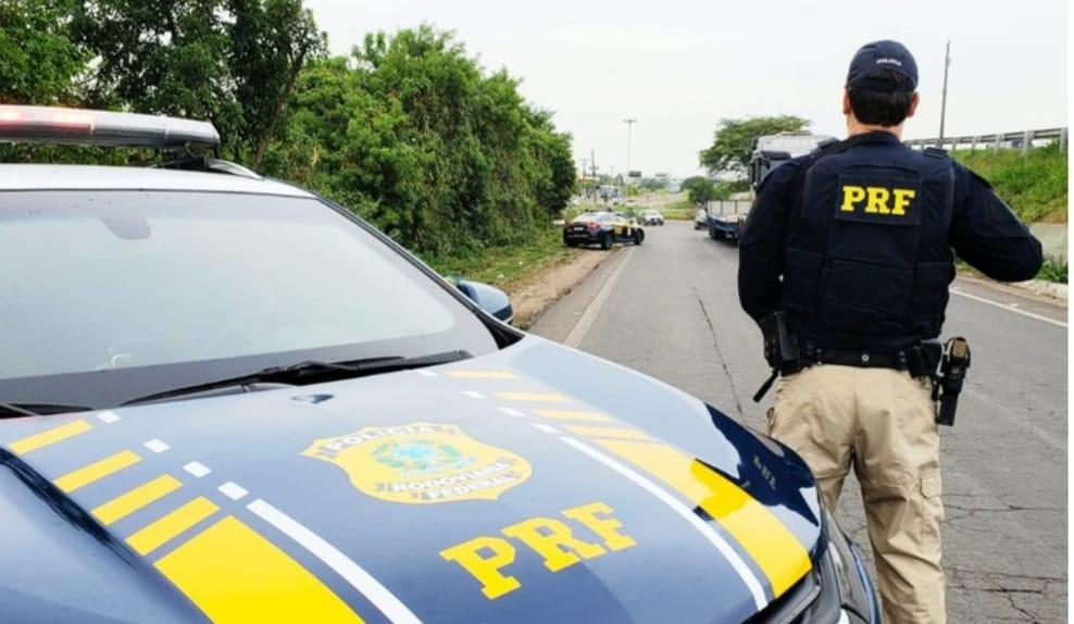 PRF captura foragido da justiça em São Marcos