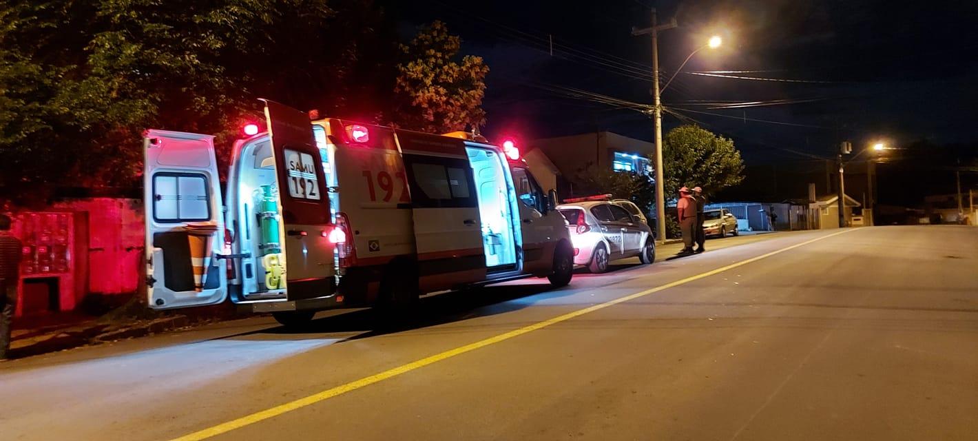 Tripla tentativa de homicídio no bairro Cohab em Bento