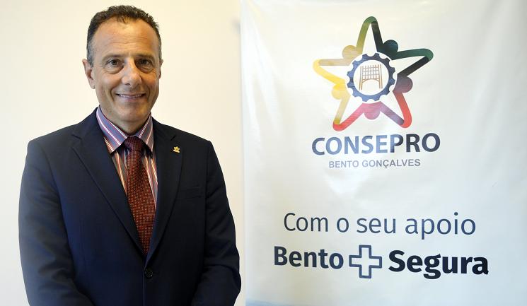 Consepro totalizou R$ 640 mil de investimentos na segurança em 2020 em Bento