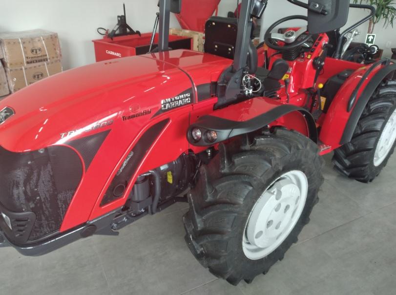Tramontini Antônio Carraro lança o Trator TRX 5800