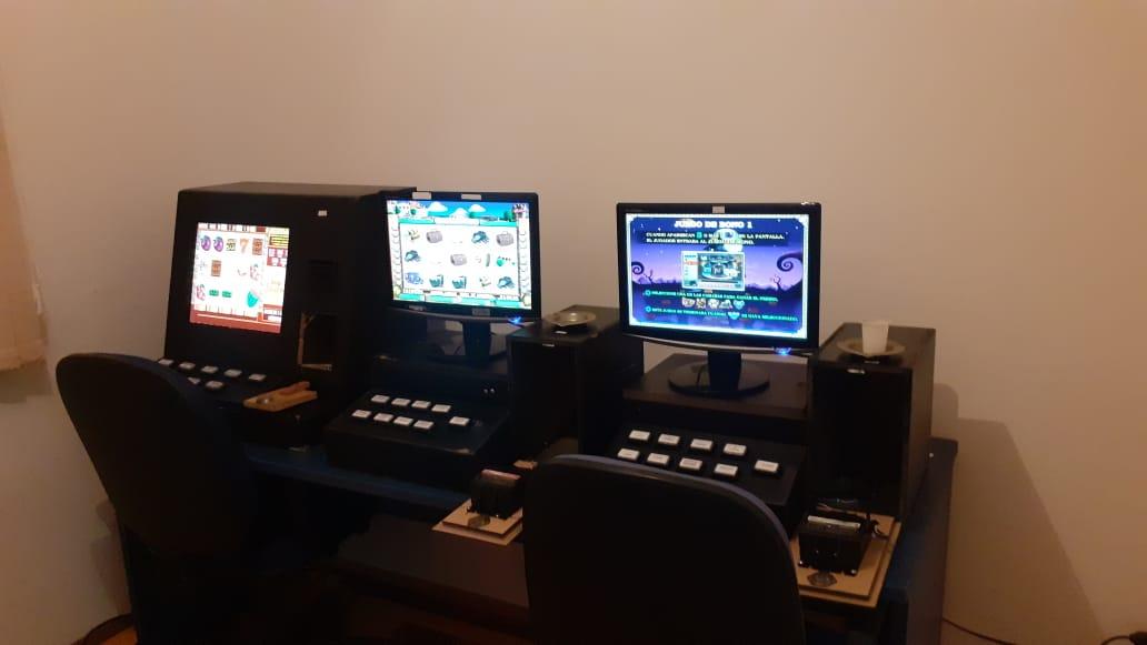 Fiscalização fecha mais uma casa de jogos ilegais em Bento