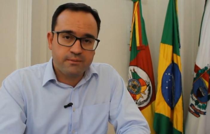 No combate à Covid-19, prefeito anuncia reorganização no fluxo de saúde em Bento