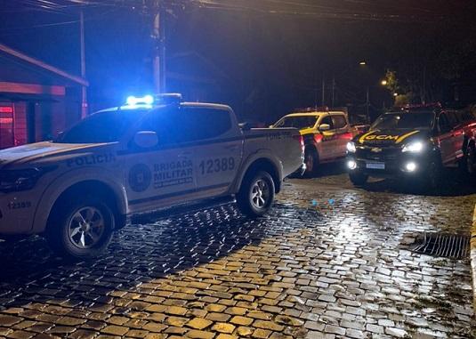Órgãos de segurança intensificam ações de fiscalização em Bento