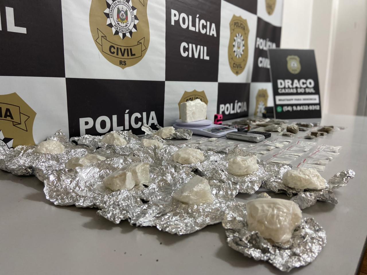 Polícia Civil deflagra segunda fase da Operação Invicto em Caxias do Sul