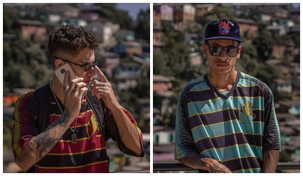 Rappers de Bento Gonçalves lançam música e vídeoclipe retratando a realidade periférica