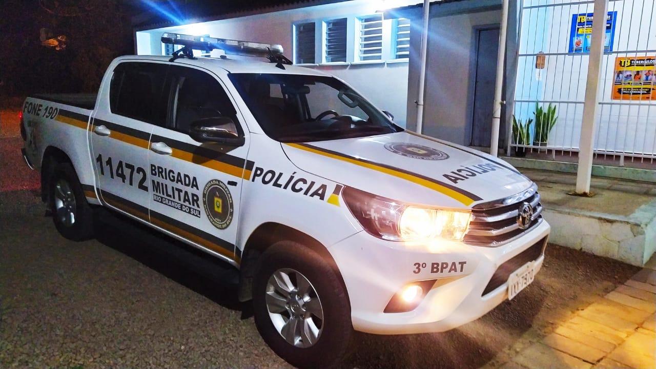 Força Tática recaptura foragido do sistema prisional em Vila Flores