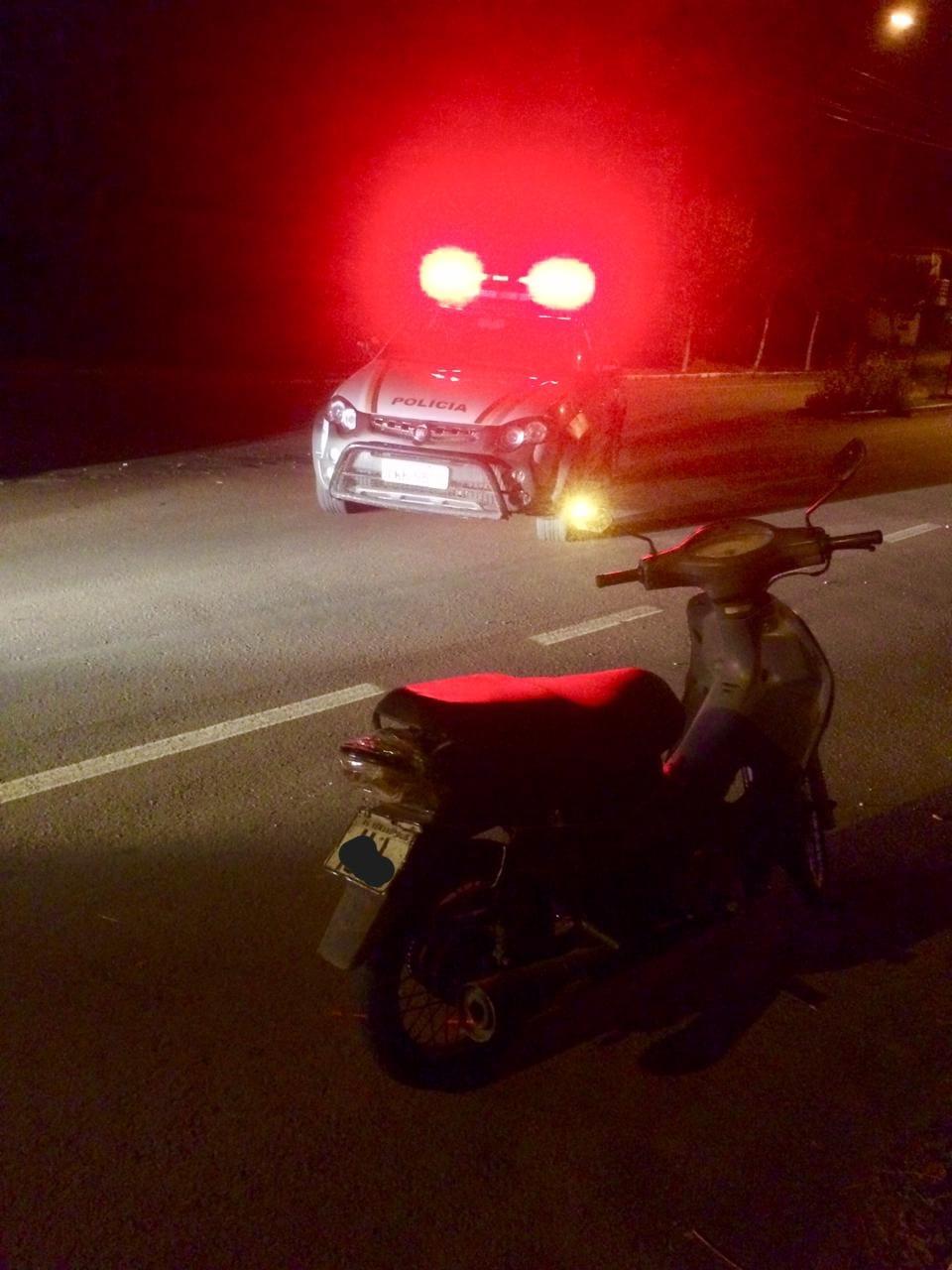 Força Tática prende dupla por adulteração de sinal identificador e posse de entorpecentes em Vila Flores