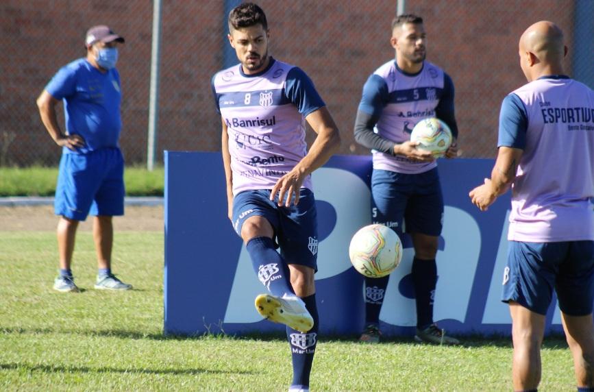 Esportivo enfrenta o Juventude projetando reta final do Gauchão 2021