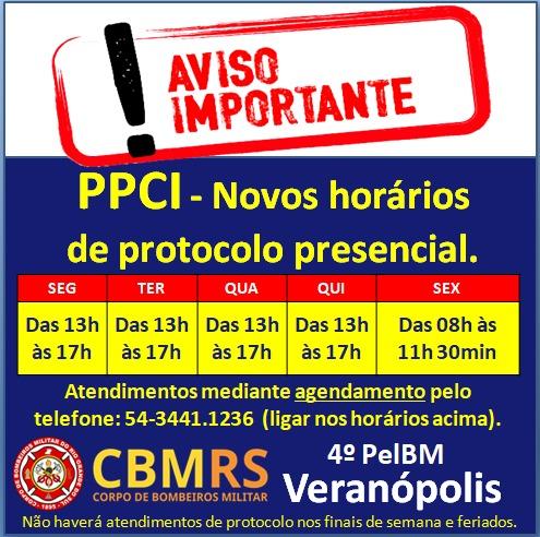 Melhorias no setor de prevenção no Corpo de Bombeiros Militar de Veranópolis