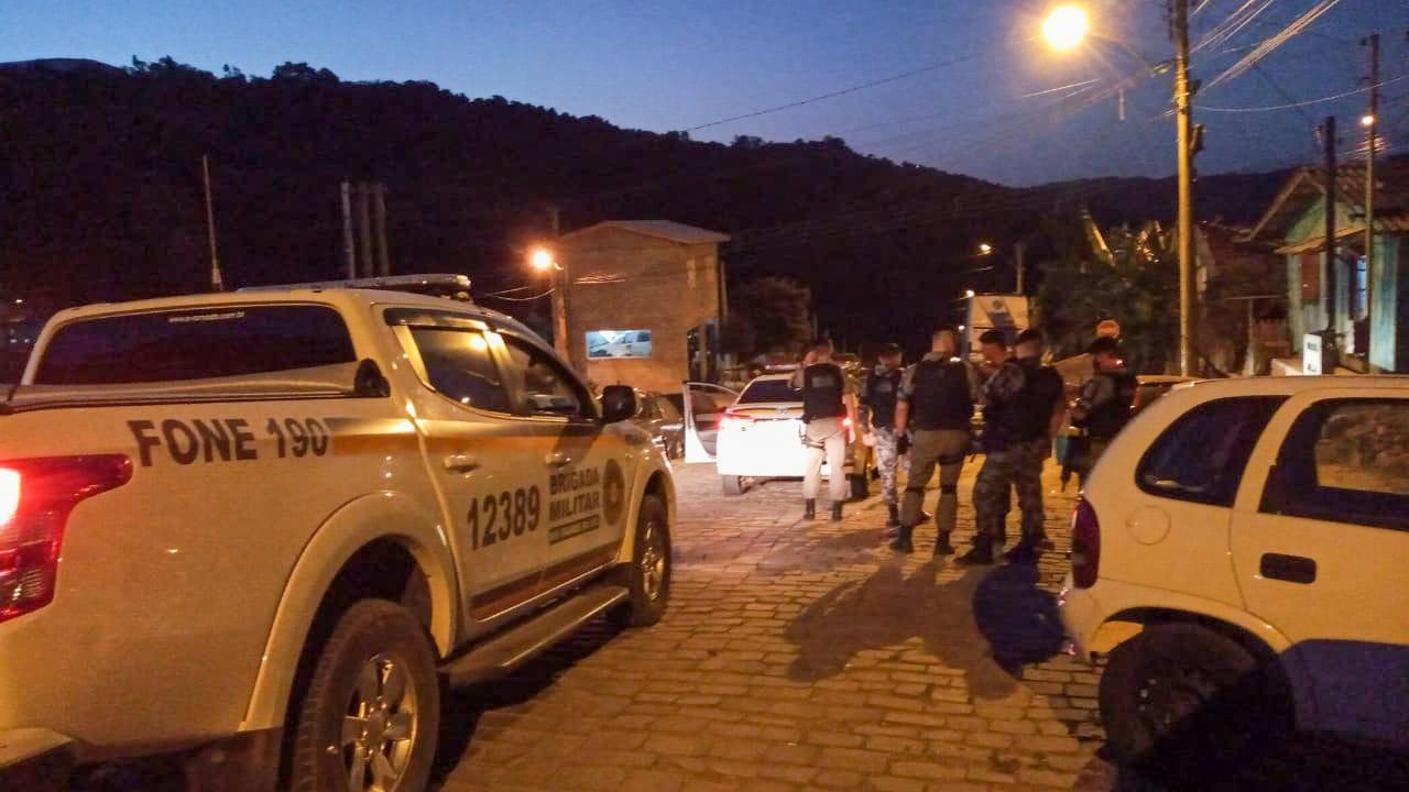 BM realiza operação em Bento Gonçalves