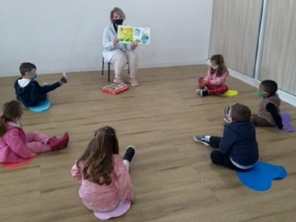 Vinte e uma escolas infantis retomam atividades em Bento