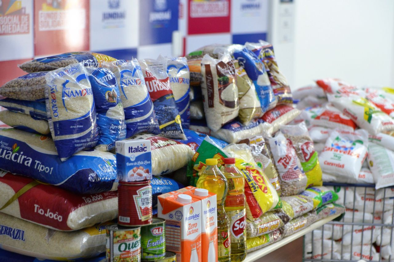 Caixa Federal anuncia campanha de arrecadação de alimentos em agências de todo o Brasil