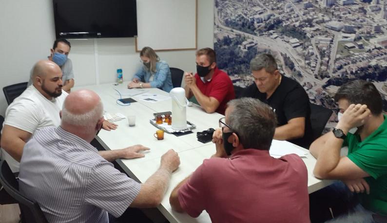 Frente Parlamentar segue em busca de soluções para o Lago Fasolo, em Bento