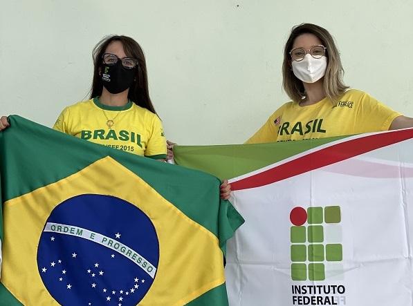 Estudantes do IFRS integram delegação do Brasil em uma das maiores feiras de ciências do mundo