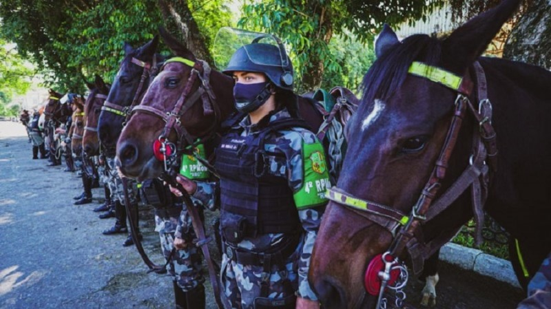 No Dia da Cavalaria, Brigada Militar ganha 23 novos soldados especializados na atividade