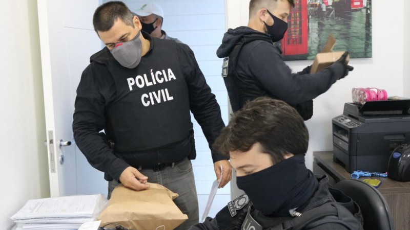 Operação Aleteia combate crimes de estelionato e fraudes ao seguro DPVAT no Vale do Taquari