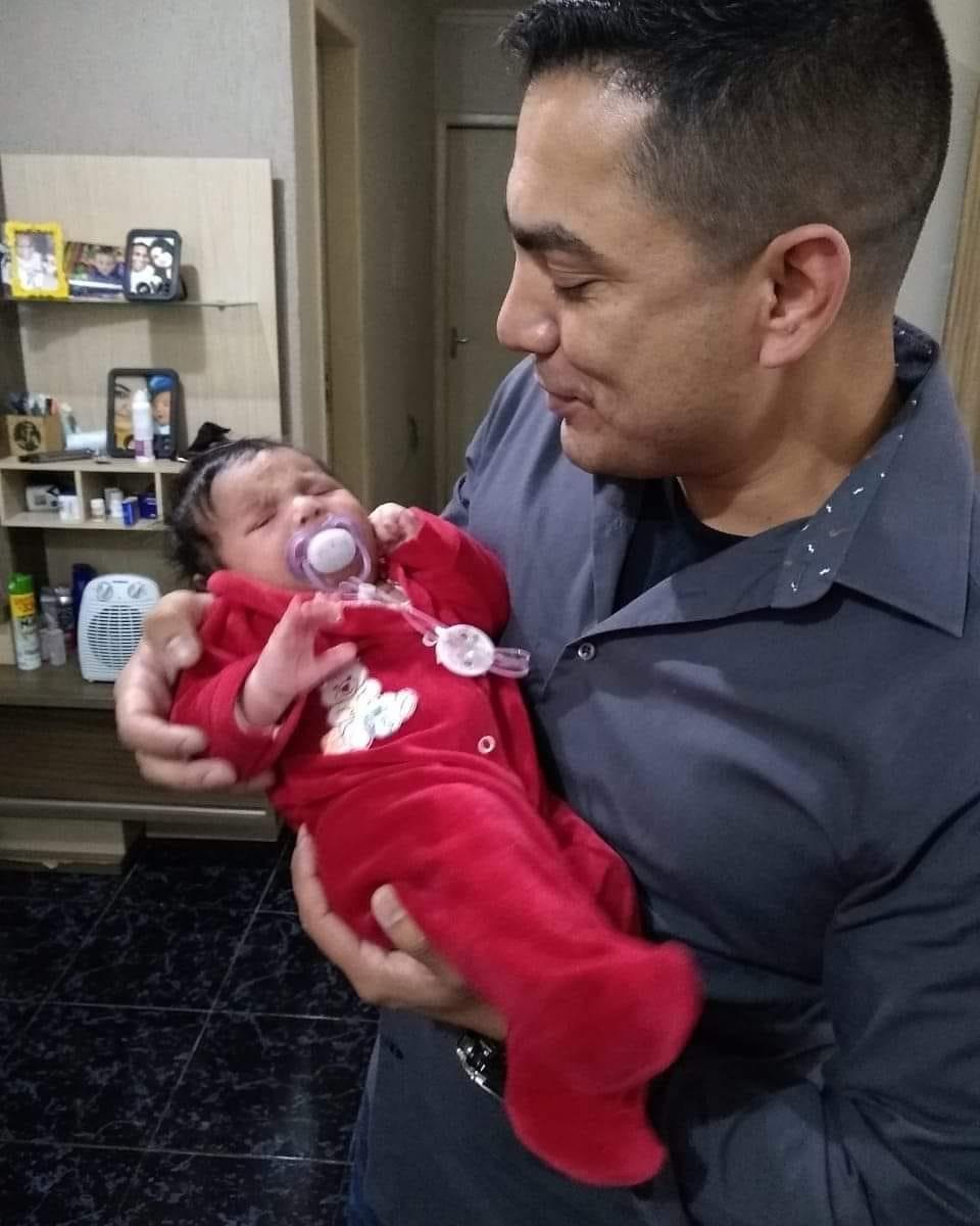 BM de Alvorada salva bebê engasgado com leite materno