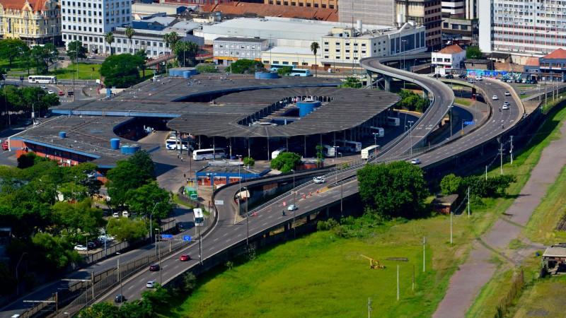 Governo publica edital para concessão da Estação Rodoviária de Porto Alegre