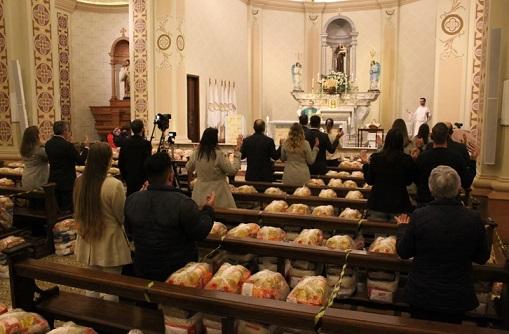 Paróquia Santo Antônio dá início à Trezena em honra ao padroeiro de Bento Gonçalves