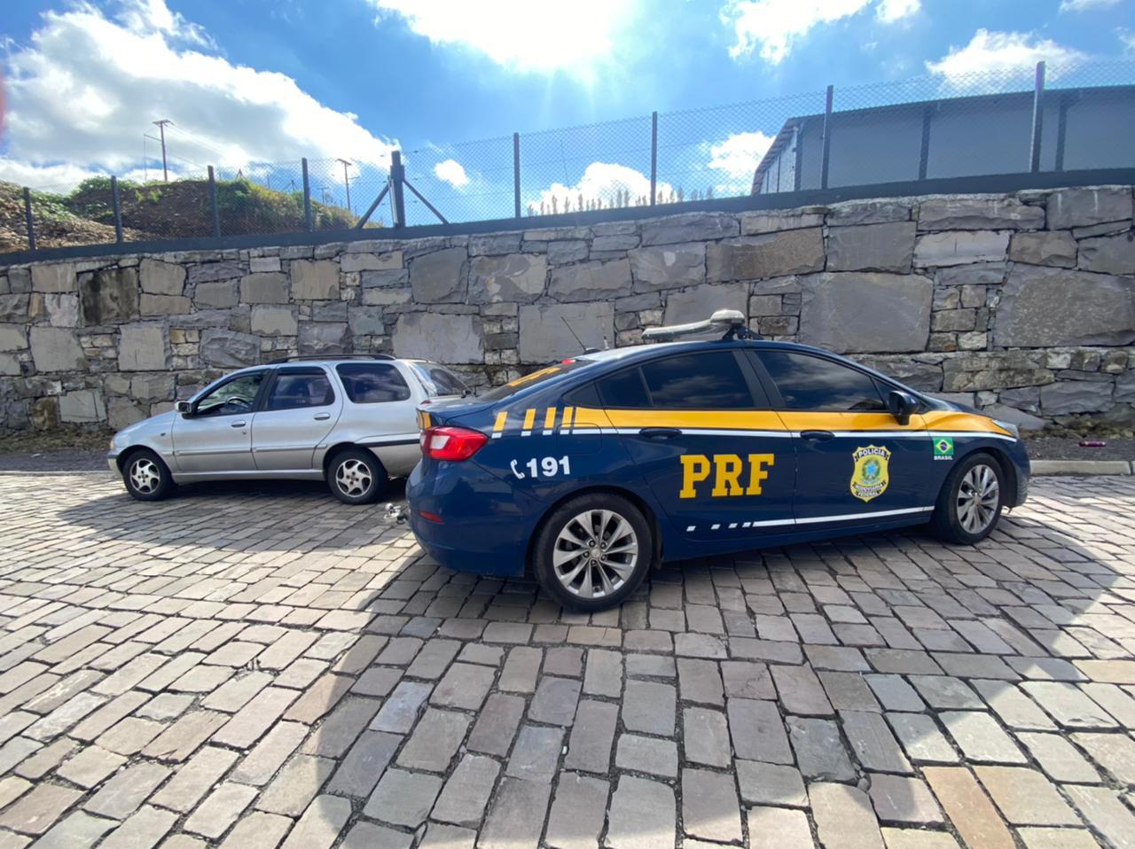 PRF prende foragido em Bento Gonçalves