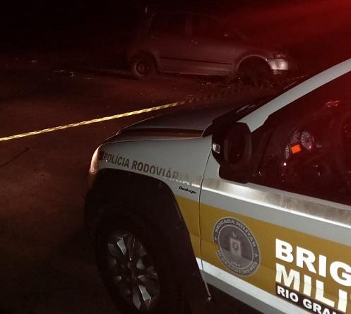 Motociclista morre em acidente acidente da ERS-122, em Caxias do Sul