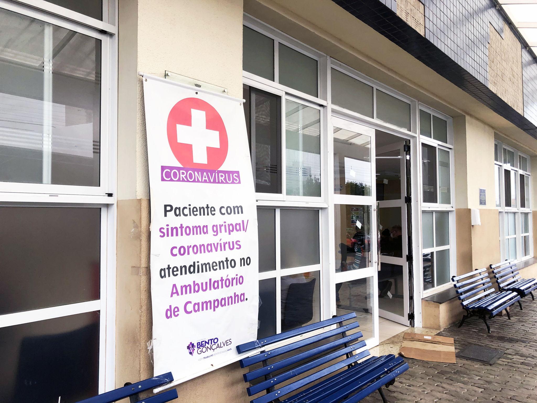 Com mais 123 casos de coronavírus, número de ativos se aproxima dos 800 em Bento
