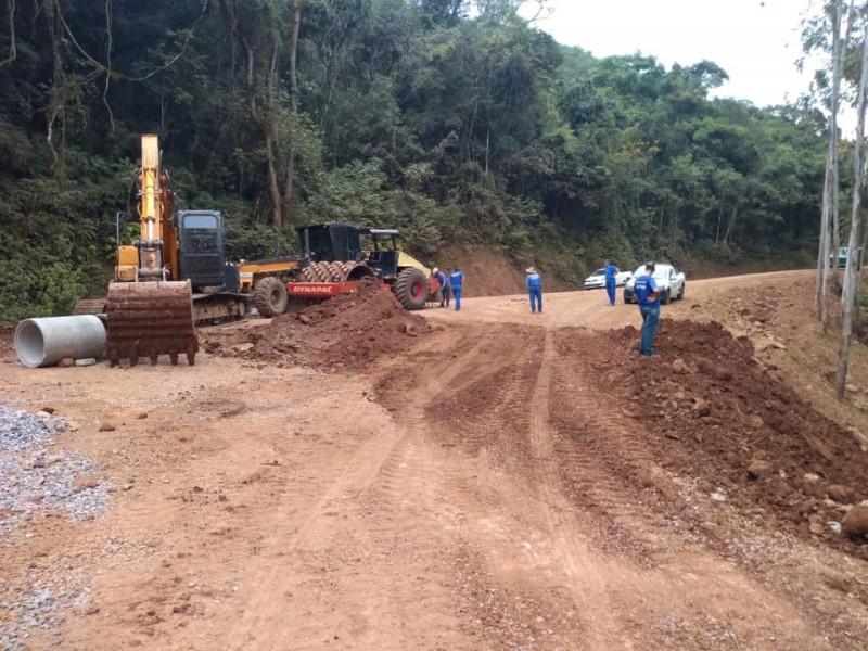 Prefeitura de Cotiporã investe em obras de mobilidade no município