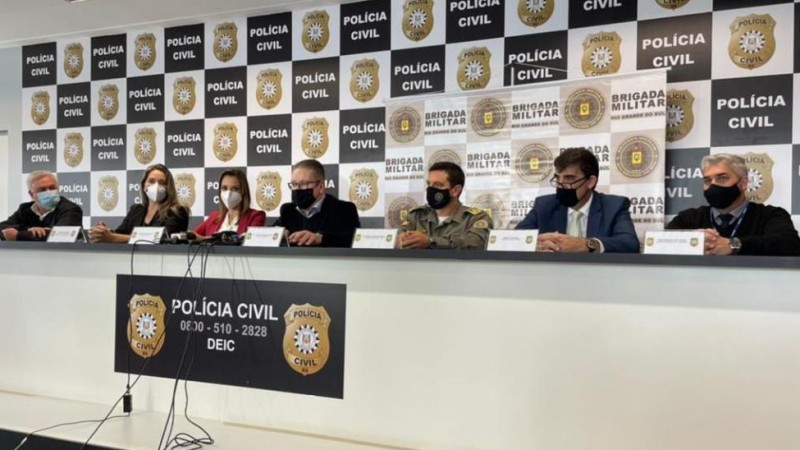 Polícia Civil prende cinco envolvidos em fuga de detento que culminou na morte de agente penitenciário na Serra