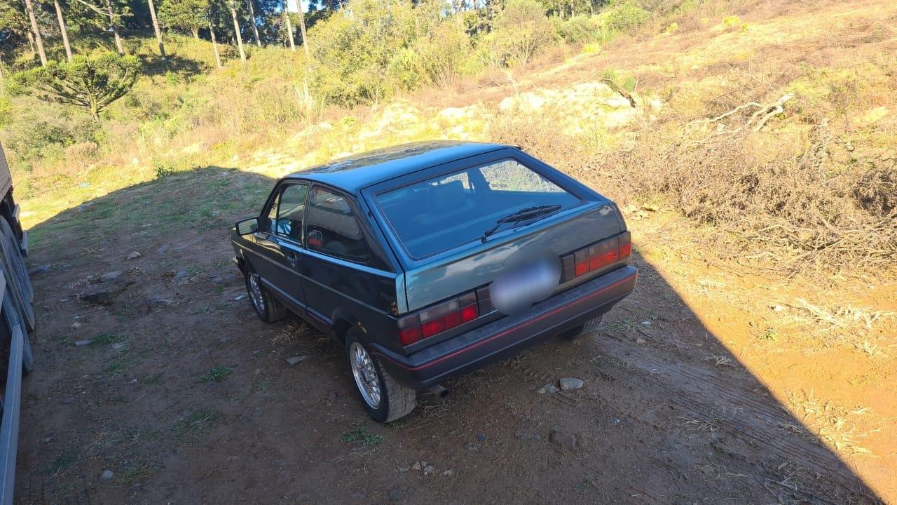 Veículo furtado em Bento Gonçalves é recuperado em Farroupilha