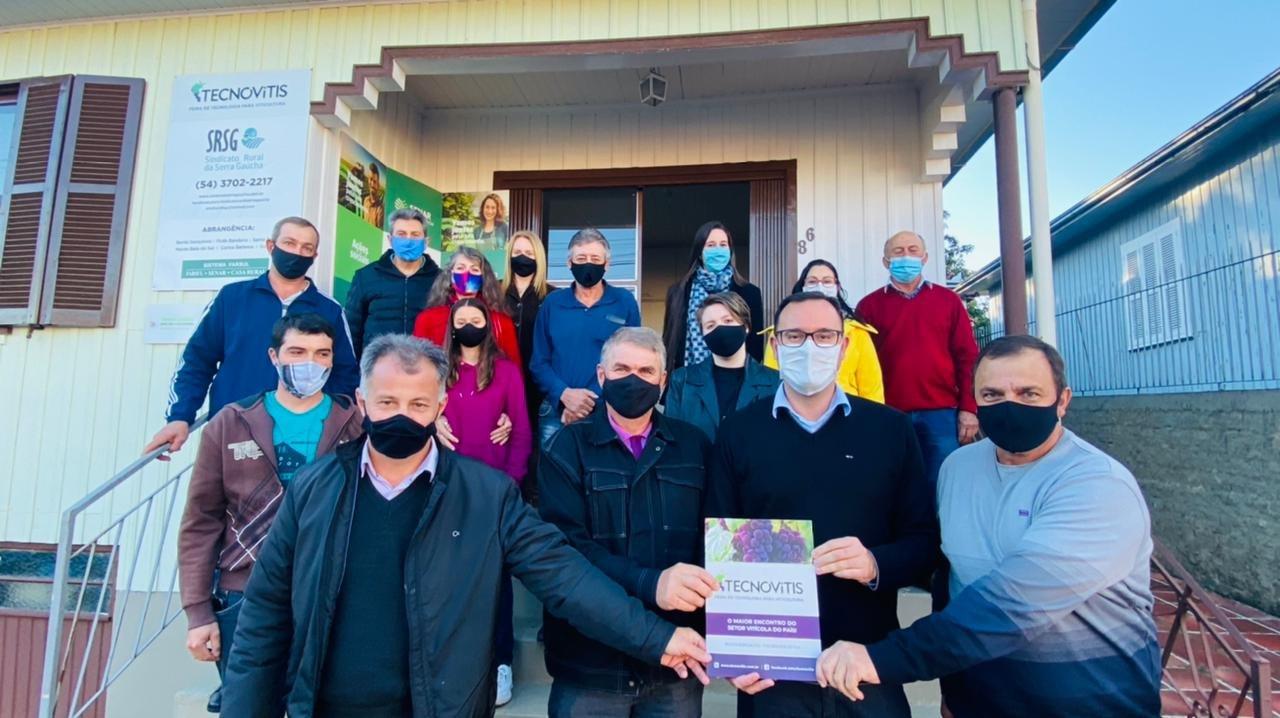 Sindicato Rural da Serra Gaúcha apresenta demandas ao poder público