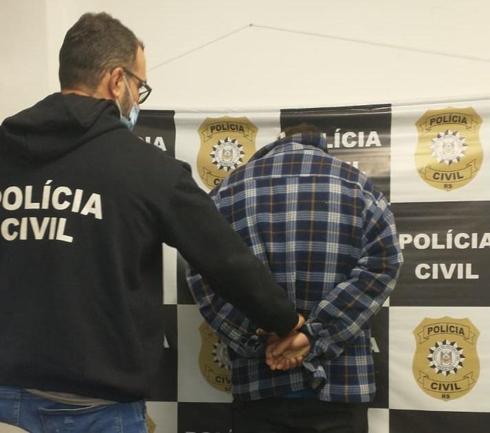 Suspeito de morte de criança é preso em Caxias do Sul