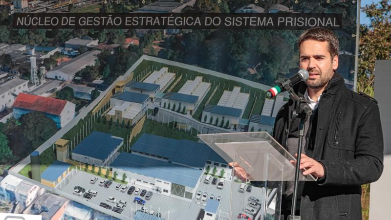 Acordo autoriza construção do núcleo de triagem e encaminhamento de presos